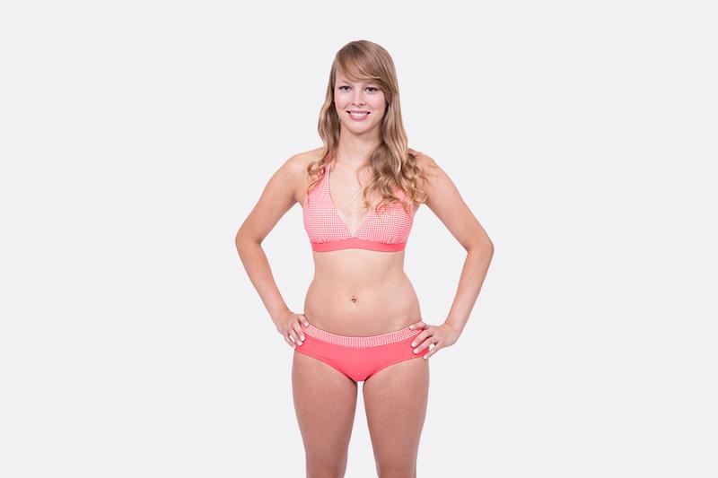 """Bikini oder Tankini selber nähen – unser Schnittmuster """"Victoria ..."""