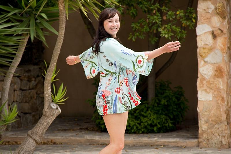 Kimono nähen