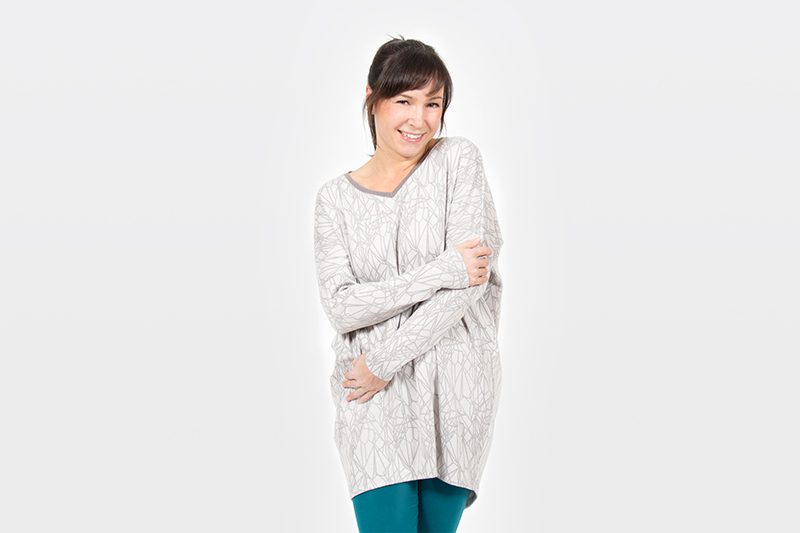 oversized shirt sewing pattern