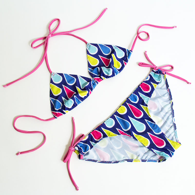 pattydoo free pattern and sewing tutorial for bikini