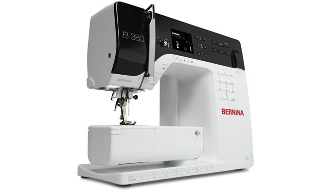 pattydoo blog, my sewing machines: BERNINA B380 sewing machine