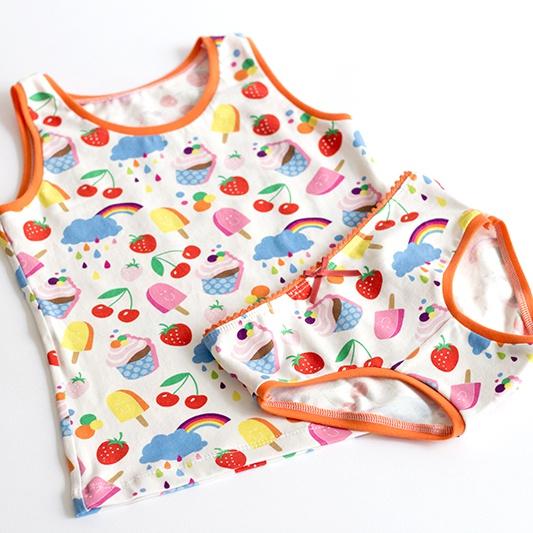 DIY underwear for girls | pattydoo