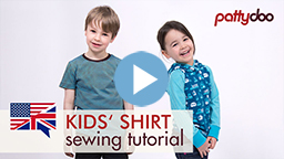pattydoo video sewing tutorial for a smocked effect