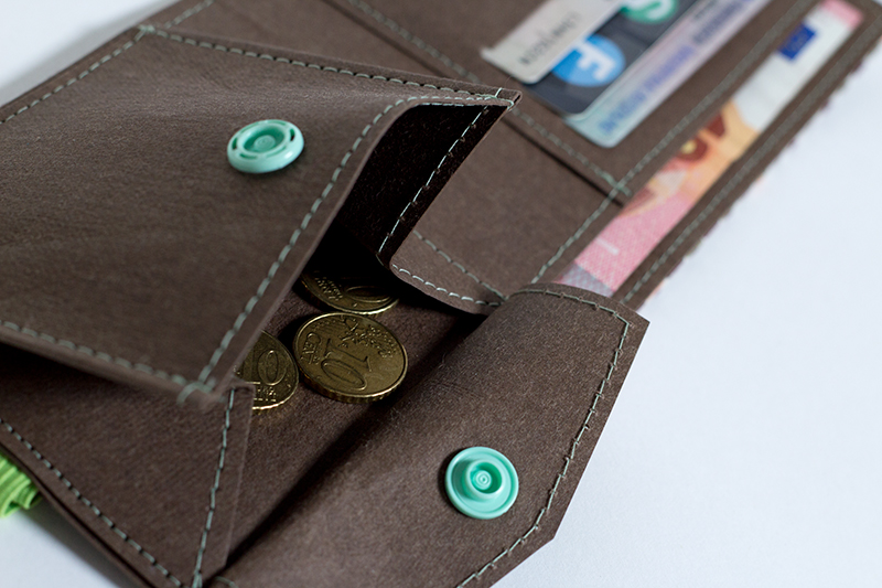 SnapPap Geldbörse Nähvideo & Freebie | pattydoo Nähblog