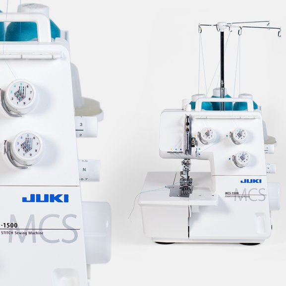 JUKI Coverstitch MCS-1500 Coverlockmaschine
