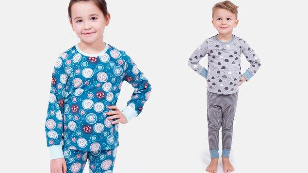Anleitung für einen Kinderschlafanzug | Pattydoo