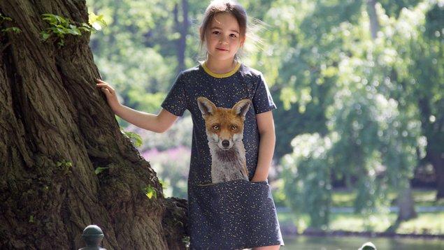 Fuchskleidchen und Koala-Shirt | Pattydoo