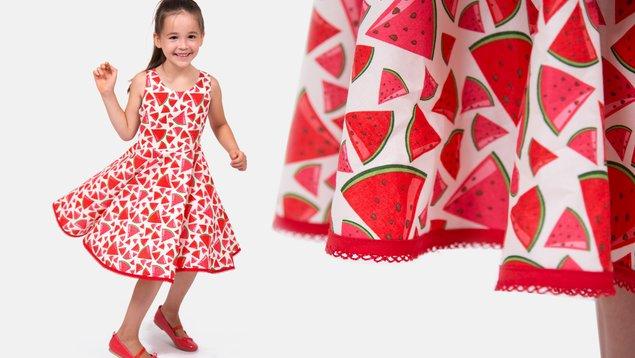 Kinderkleider nähen schnittmuster kostenlose Jetzt wird