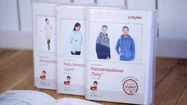 pattydoo Papier-Schnittmuster | Pattydoo
