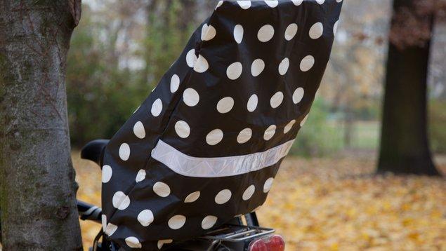 Ratz-Fatz Kindersitzüberzug für\'s Fahrrad | Pattydoo