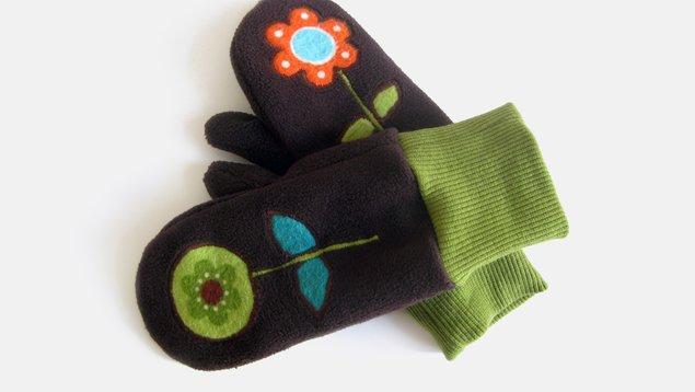 Nähanleitung Kinder Handschuhe | pattydoo