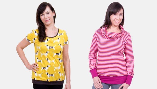 Shirt selber nähen | Pattydoo