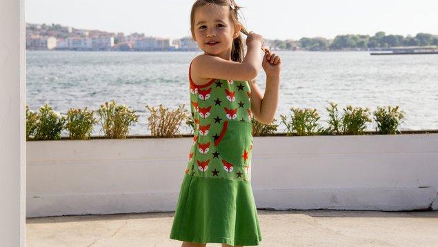 pattydoo tutorial #13: Kinderkleid Allrounder aus Jersey | Pattydoo