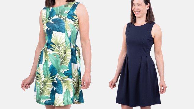 Damenkleid für festliche Anlässe | pattydoo