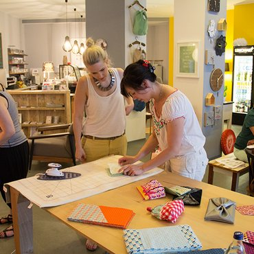 Snuggery Workshop mit pattydoo
