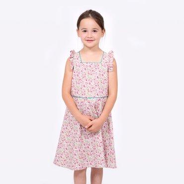 Kinderkleid Anleitung | Pattydoo
