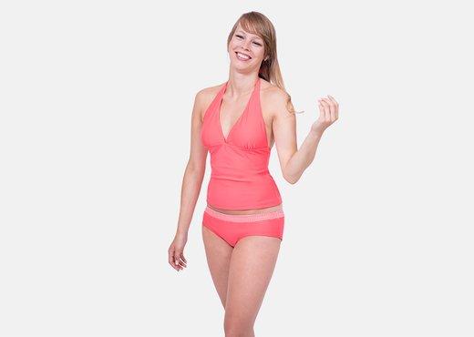 Bikini oder Tankini selber nähen - unser Schnittmuster \
