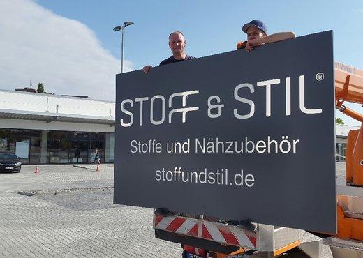 98be15494c0518 Stoff   Stil Shoperöffnungen Rhein-Main und Bremen