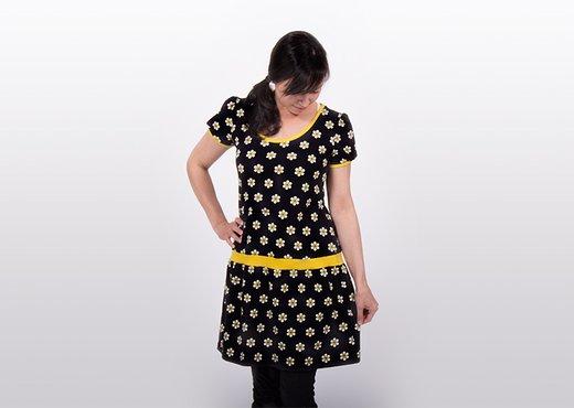 Tutorial - Aus Top wird Kleid | Pattydoo