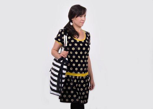 Tutorial - Aus Top wird Kleid   Pattydoo