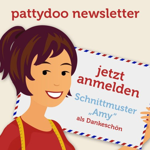 pattydoo Newsletter Freebie