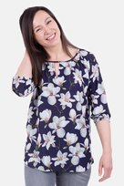 Schnittmuster Bluse Tunika sommerlich