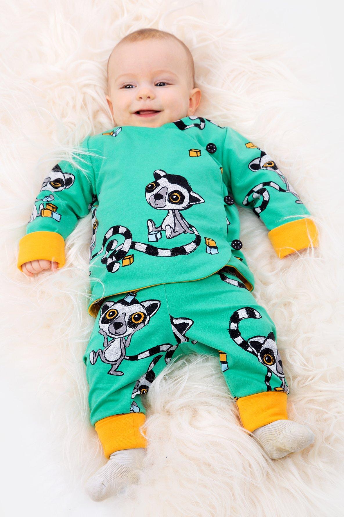 Baby pumphose nähen