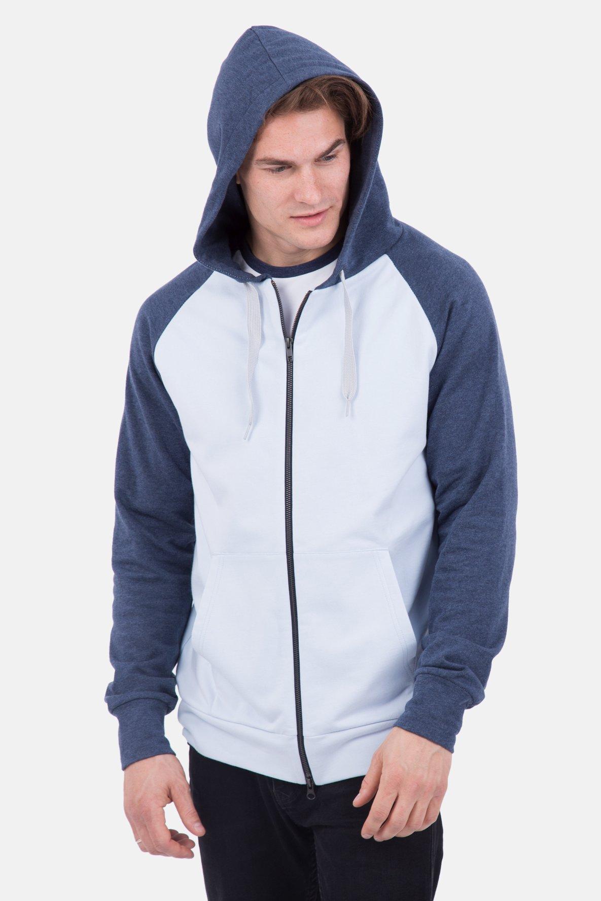 best website 4c1f0 80007 Sewing pattern Zip-up Hoodie Jordan