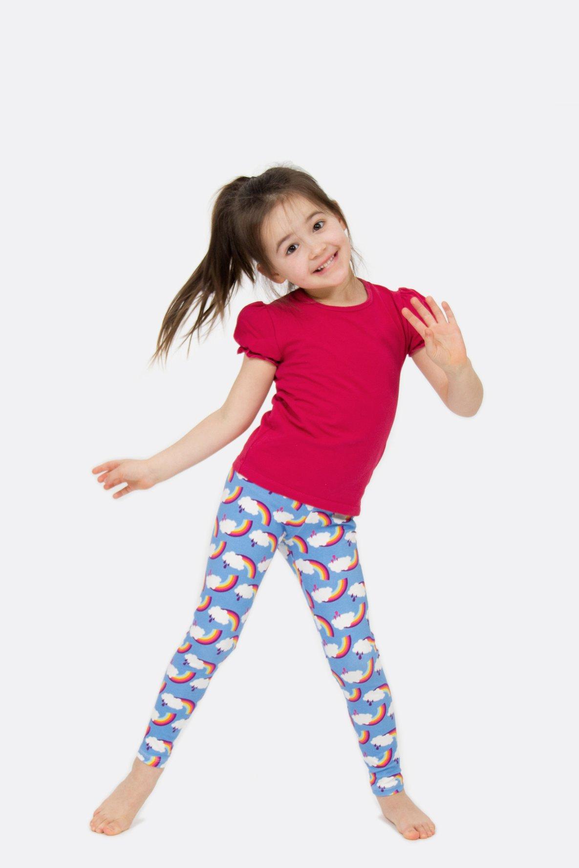 Kostenlose schnittmuster kinder leggings