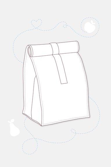 Eine Schultüte mit Applikationen nähen | Pattydoo
