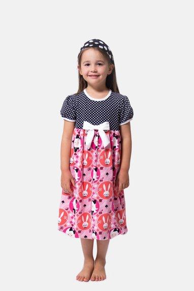 Schnittmuster Kinderkleid Leonie