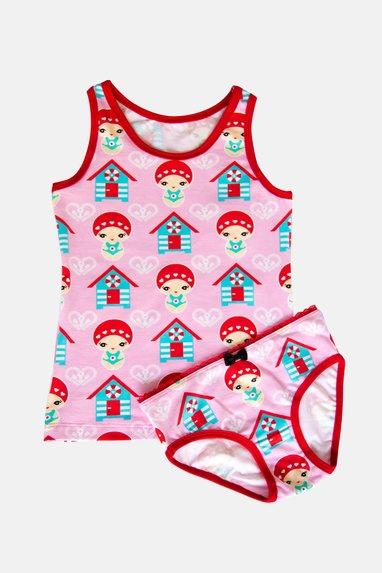 DIY-Unterwäsche für Mädchen | pattydoo