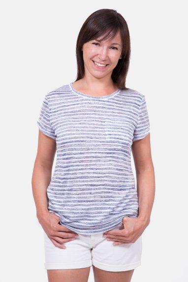 Hervorragend T-Shirt für Sport und Freizeit selber nähen | pattydoo Nähblog QV23