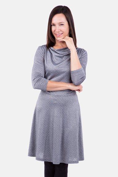 Schnittmuster Jerseykleid Ella CLASSIC