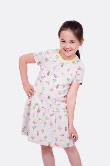 sewing pattern sundress children sewing