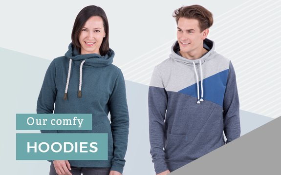 sewing patterns for hoodies