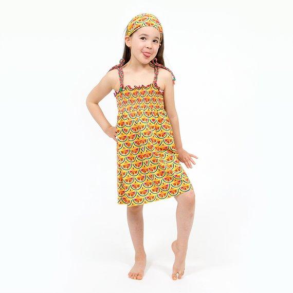 Kinderkleid nähen | Pattydoo