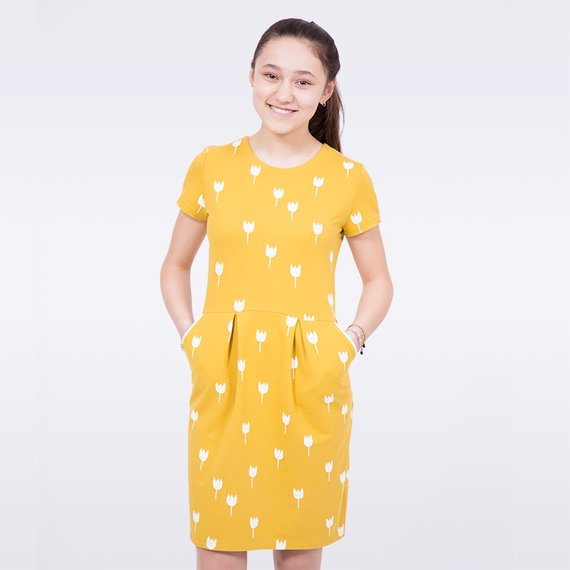 Sweatkleider für Kinder und Teens nähen - Unsere Schnittmuster \