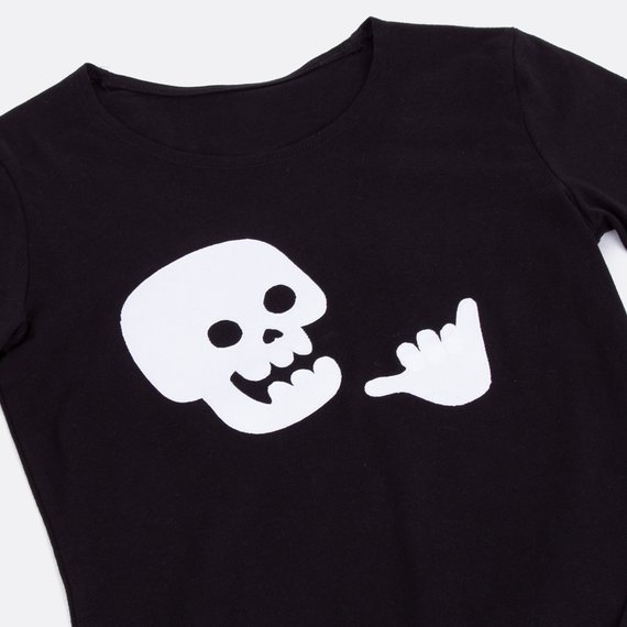 Halloween Patches Shirt Geist