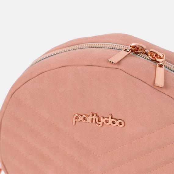 89389de0d6d4a Schnittmuster Handtasche Logo pattydoo Kupfer