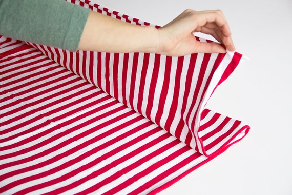 pattydoo free sewing tutorial striped jersey dress