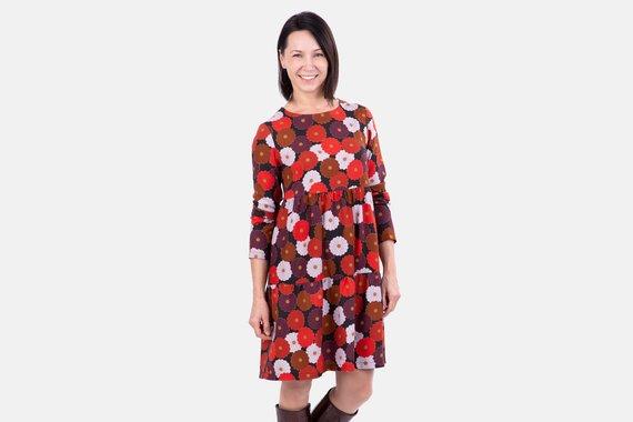 Kleid nähen anleitung kostenlos